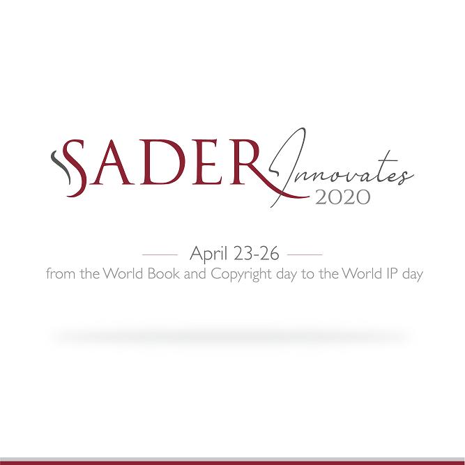The launch of innovation days- Attorney Rany Sader's speech
